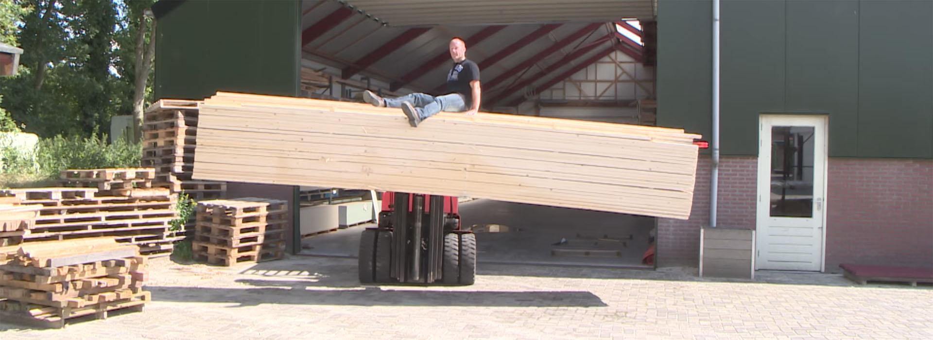 Steigerhouten meubelen in ieder formaat
